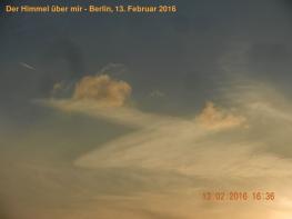 13. Februar 2016