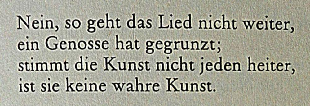 Waldemar Dege - Parteiliche Kritik